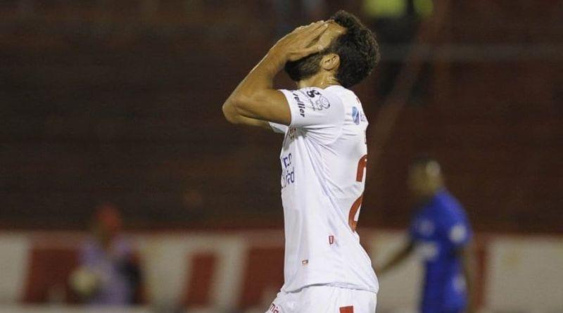 Huracán perdió y quedó eliminado de la Copa Libertadores