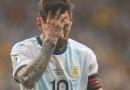Argentina jugó mal y perdió ante Colombia