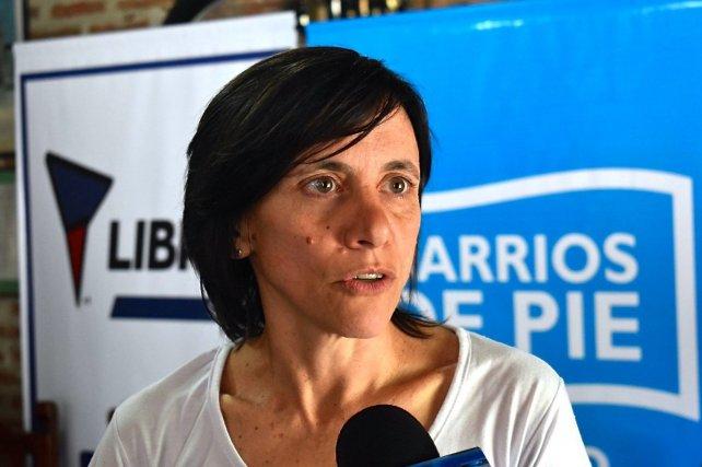 """Silvia Saravia: """"La Ley de Emergencia Alimentaria es muy difusa"""""""