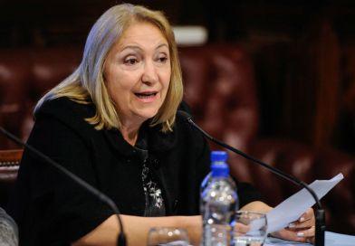"""Silvia Giacoppo: """"La Emergencia Alimentaria va a salir por unanimidad"""""""
