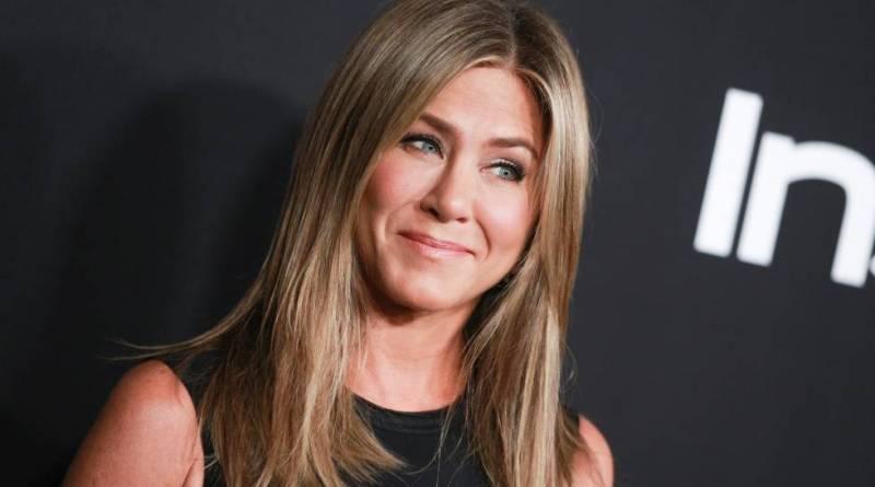 "Jennifer Aniston inauguró su Instagram con sus colegas de ""Friends"""