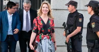 """Fabiola Yáñez sostuvo que no entiende """"tanto odio y violencia"""" en las redes sociales"""