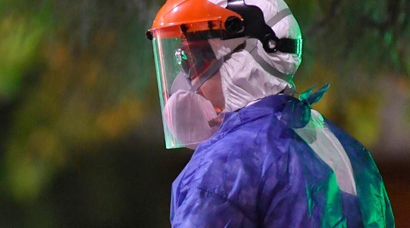 116 personas murieron y 6.653 fueron diagnosticadas con coronavirus en la Argentina