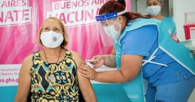 Vacunación y asistencia, prioridades señaladas por el Gobierno bonaerense