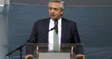 Alberto Fernández será el único orador en el homenaje al expresidente Néstor Kirchner