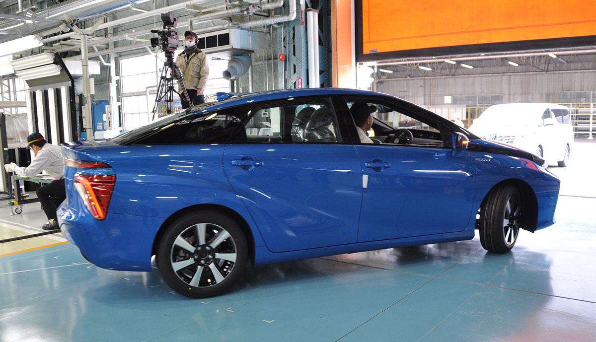 Toyota: Wasserstoff- und Batterie-E-Mobilität werden mit gleichem Tempo entwickelt