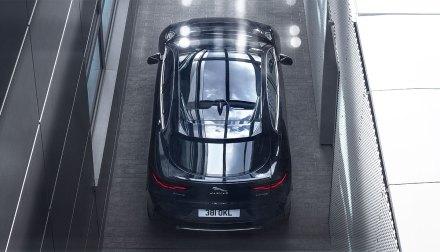 Jaguar Land Rover arbeitet an Wasserstoff-SUV