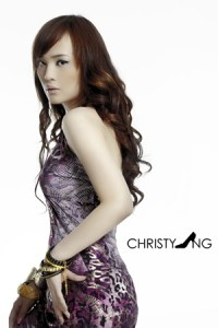 ChristyNg - a shoe entrepreneur from Malaysia