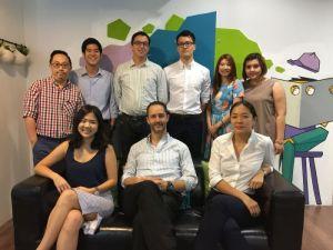 Ardent Capital & Ardent Ventures team
