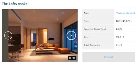 Sakai Property - search result