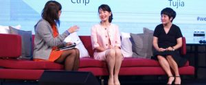 WIT 2017 Conference: Ctrip's CEO Jane Jie Sun talks female empowerment and baby tigers