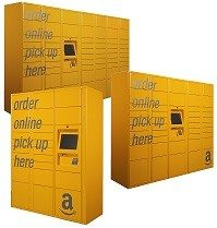 amazon pick up station