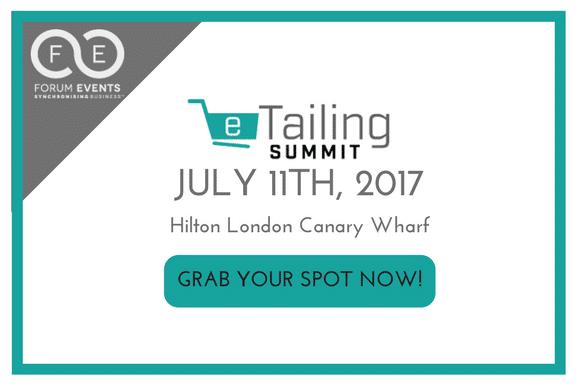 etailing summit london 2017