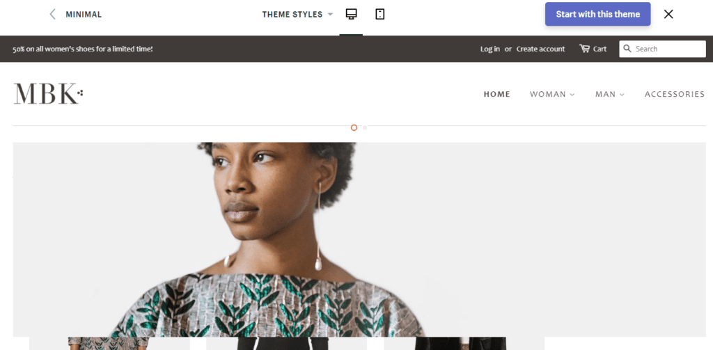 Shopify Themes for your online store