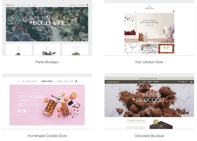 How to create an online store with Wix and Spocket