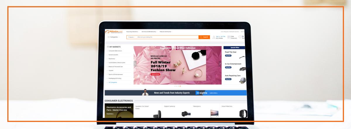 Alibaba.com Begins Refresh of B2B Site