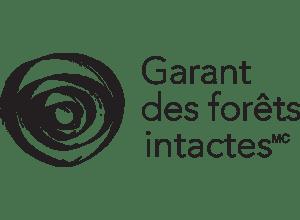 Logo garant des forêts intactes
