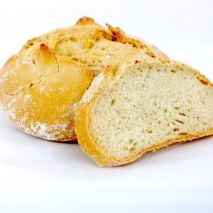 Pan blanco ecológico
