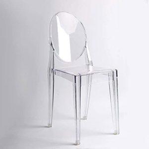 les 6 meilleures chaises transparentes