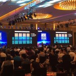 Banquet room for Global Blockchain summit