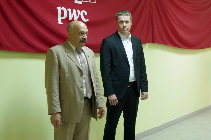 На экономическом факультете ВГУ открылась «Аллея деканов»