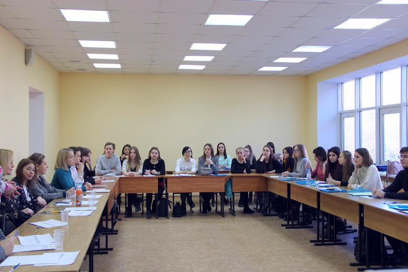 Научный ноябрь на кафедре управления персоналом ВГУ