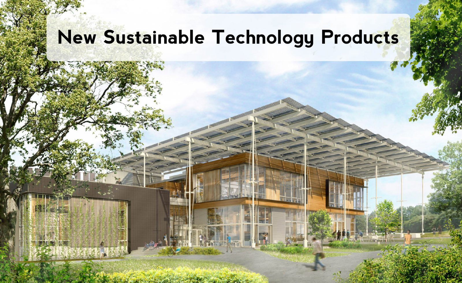 sustainable technology products