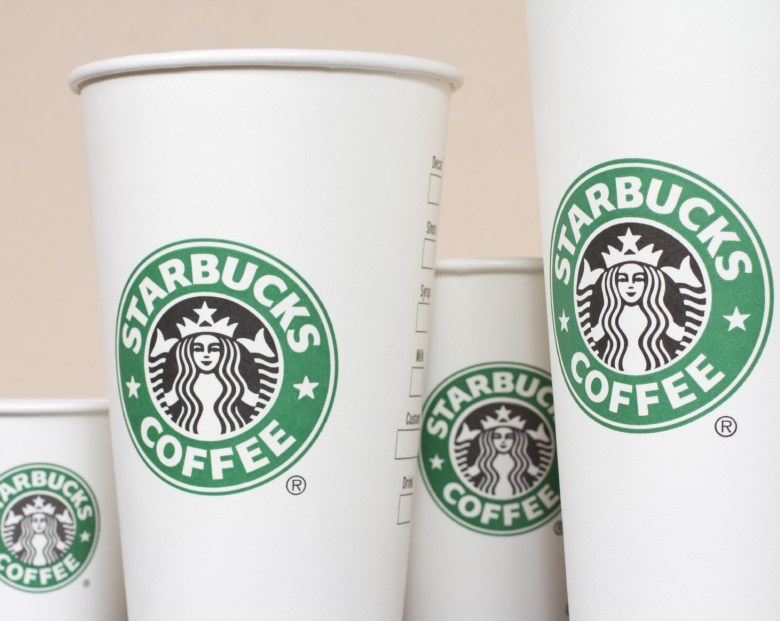 latte levy on disposable coffee cups