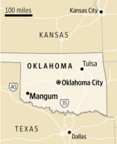 Impact of online shopping in Magnum, Oklahoma