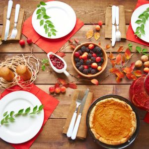 Weekly Roundup and econlife quiz on Thanksgiving economics