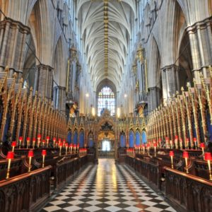 Weekly Economic News Roundup and Westminster Abbey royal wedding