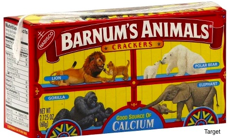 Nabisco's Animals Crackers