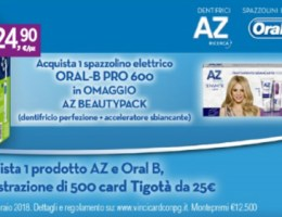 az oral b 500 card tigotà