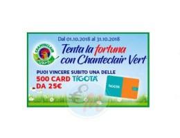 concorso chanteclair vert