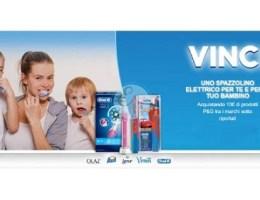 oral b vinci due spazzolini elettrici