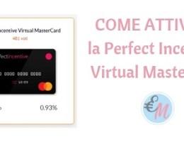 guida per attivare mastercard