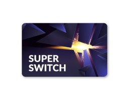 super switch card