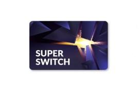super switch card