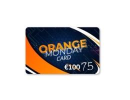orange monday card turbo