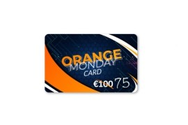 orange monday card turbo