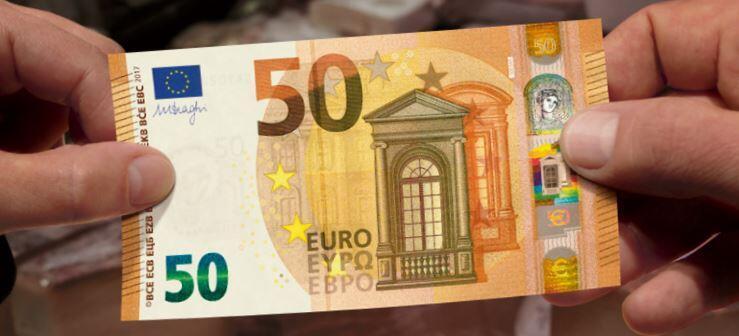 Nova Nota de €50