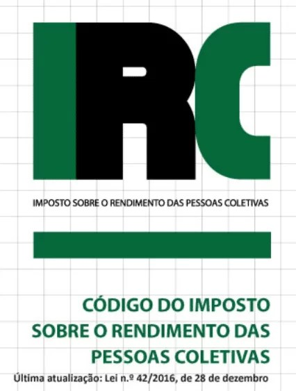 Código do IRC 2017