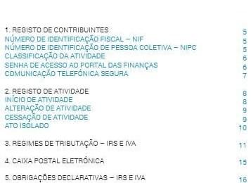 Guia Oficial das Finanças sobre Alojamento Local – 2017