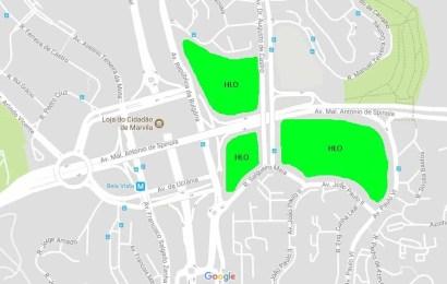 Localização do Novo Hospital de Lisboa Oriental – HLO