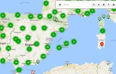 Onde ficam os postos de carregamento elétrico em Portugal e na Europa?