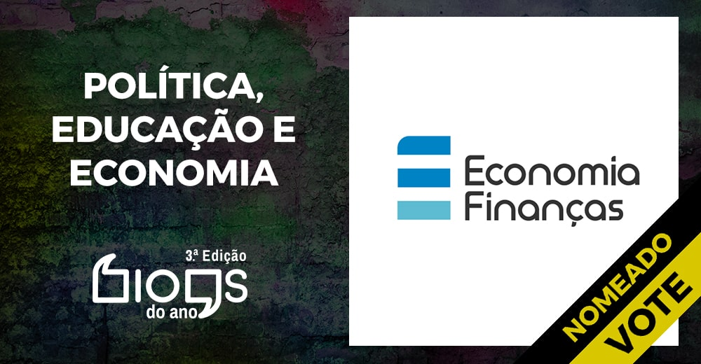 Economia e Finanças nos Blogs do Ano