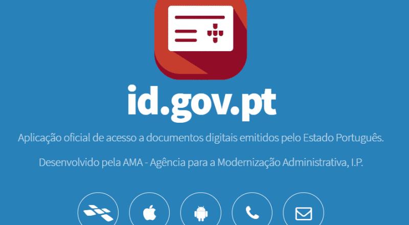 ID.GOV.PT aplicação oficial