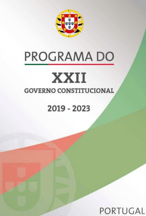Programa Governo 2019 - 2023