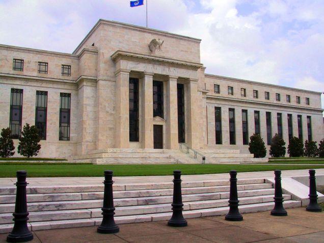 Edificio de la Reserva Federal enWashington