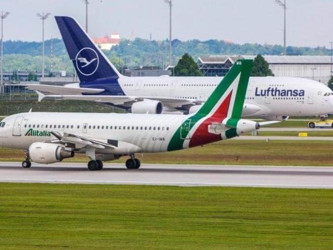 Alitalia vs. the others